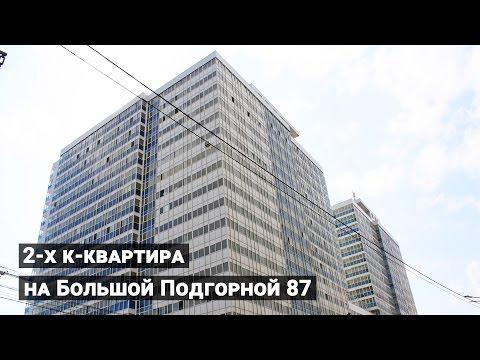 Продается новая 2 комнатная квартира 80кв.м на Большой Подгорной 87 Томск