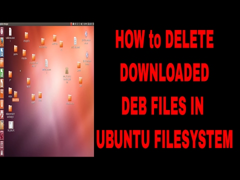 How to Delete files in Archives folder of ubuntu | Filesystem, var,cache ,apt,archives