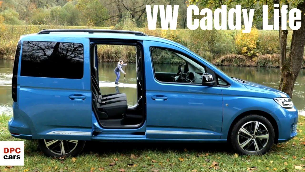 2021 VW Caddy Life - Volkswagen - YouTube