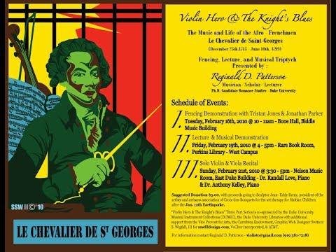 04 Chevalier De Saint George Sonata In A Major Allegro