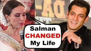 Salman Khan CHANGED My Life Says GF Iulia Vantur