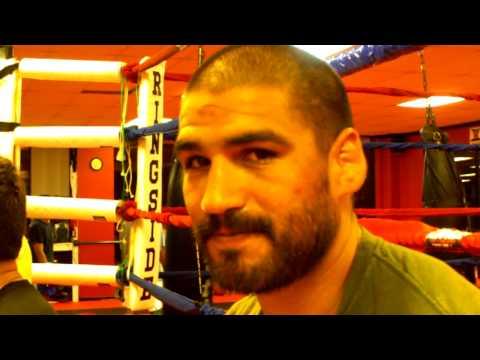 Interview with Suckerpunch Entertainment Fighter Igor Almeida