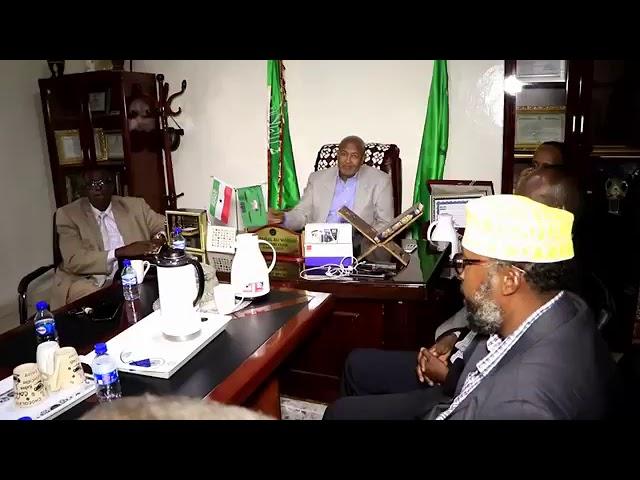 Xisbiyada Mucaaradka Somaliland Oo Magacaabay Gudiyo Ka Gooban Labada Xisbi Mucaaradka Eedana U Jeed