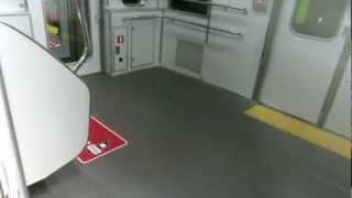 名古屋市営地下鉄鶴舞線N3000形 N3102編成 浄心~浅間町