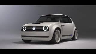 [TMS2017] Honda Urban EV Concept