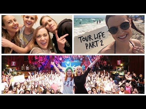 TOUR LIFE PART 2!   TheRoxetera