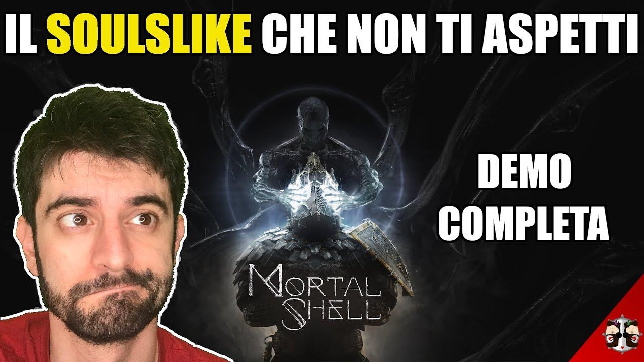 IL SOULSLIKE CHE NON TI ASPETTI! MORTAL SHELL GAMEPLAY ITA