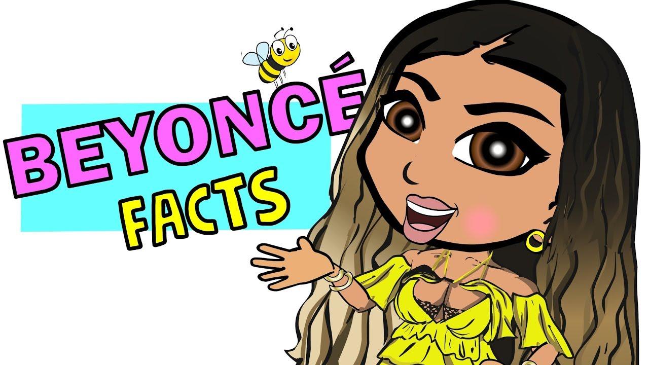 Cardi B Cartoon: 10 Beyoncé Facts (CARTOON)