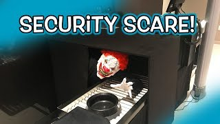SECURITY SCARE PRANK (ft. Megyn Kelly on NBC Today Show)