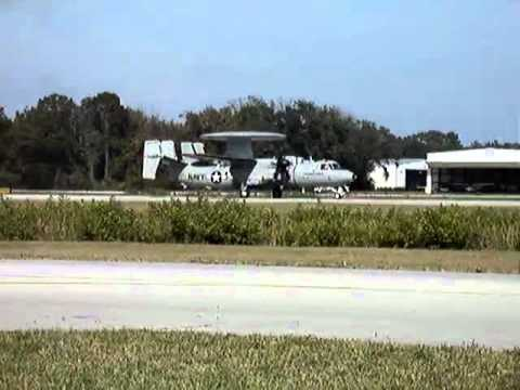 E-2D Advanced Hawkeye 2nd Flight