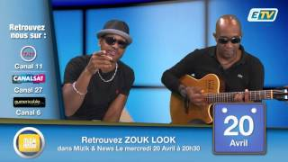 MIZIK AND NEWS AVEC ZOUK LOOK
