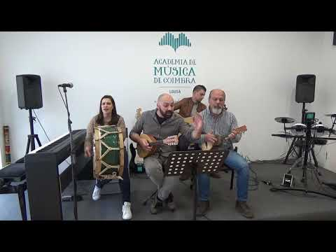 Lousã   Rui Abreu, cavaquinho, prof João Francisco, Pelo Romper da Bela Aurora by Tradicional