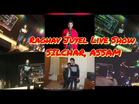 RAGHAV JUYAL Live in Silchar ASSAM