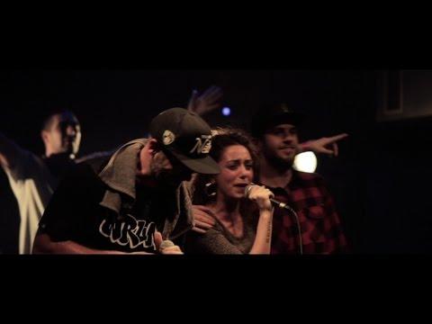 Taiwan MC Ft. Miscellaneous (Chill Bump), Paloma Pradal, DJ Idem - A Mi Lado (Live in Paris)