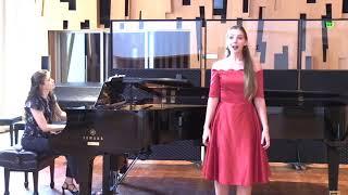 """""""Tornami a vagheggiar"""" from Handel's Alcina"""