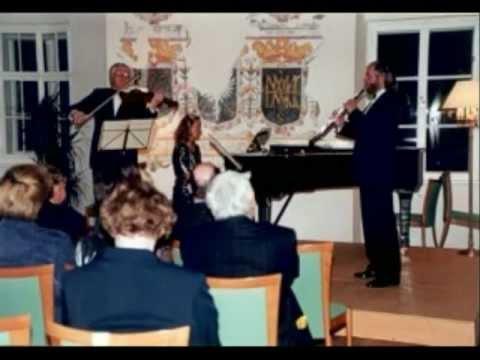 Josef Suk, Jan Adamus, Květa Novotná - J.S.Bach Allegro