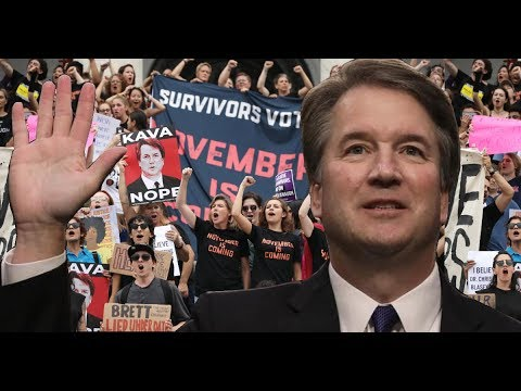 Kavanaugh Confirmed- Why I Don't Believe Christine Ford