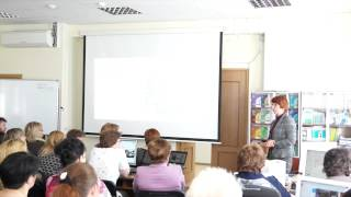 Рождественская Л.В. Неформальное обучение учителей. Лучшие практики