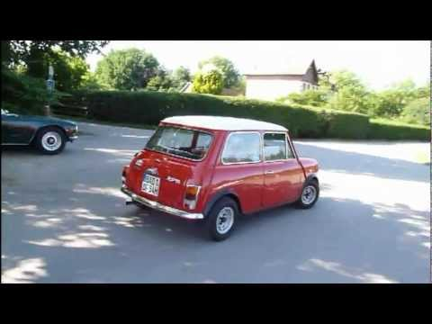 Mini Cooper 1300 Youtube
