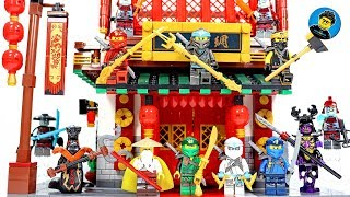 Ninjago Villains & Heroes Season 11 Forbidden Spinjitzu Unofficial LEGO Minifigures
