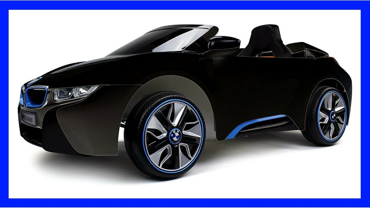 Bmw I8 Edrive Concept Dual 6v Children S Kid S Battery Operated