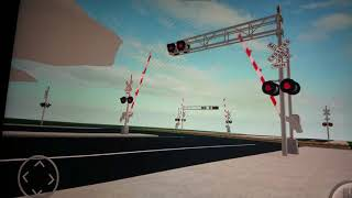 ROBLOX: Honda Station Railroad Crossings #5 Closure