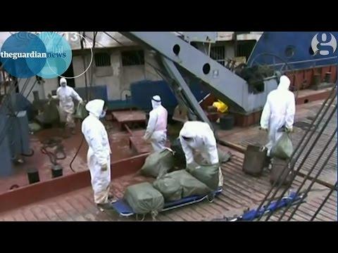 Chinese footage reveals devastation inside capsized Yangtze cruise ship