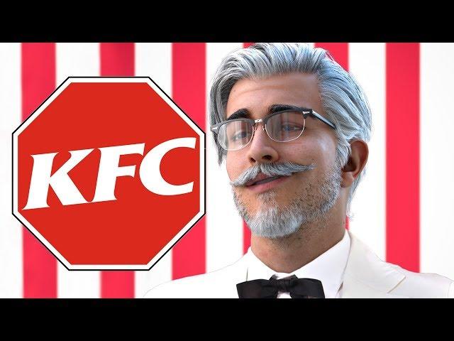 KFC Blocks Our Video