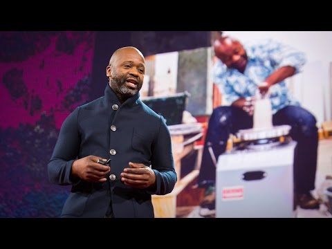 Theaster Gates: How to revive a neighborhood: with imagination ...