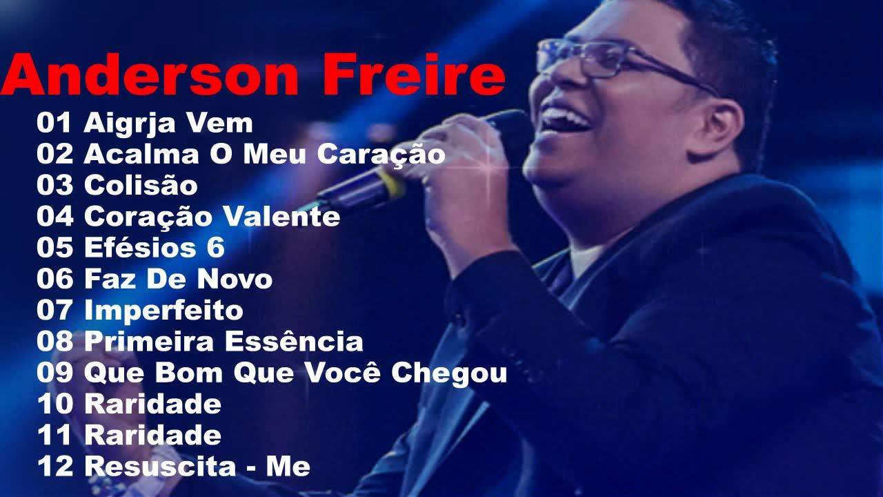 ANDERSON FREIRE 2019  CD completo - AS MELHORES Musica Gospel