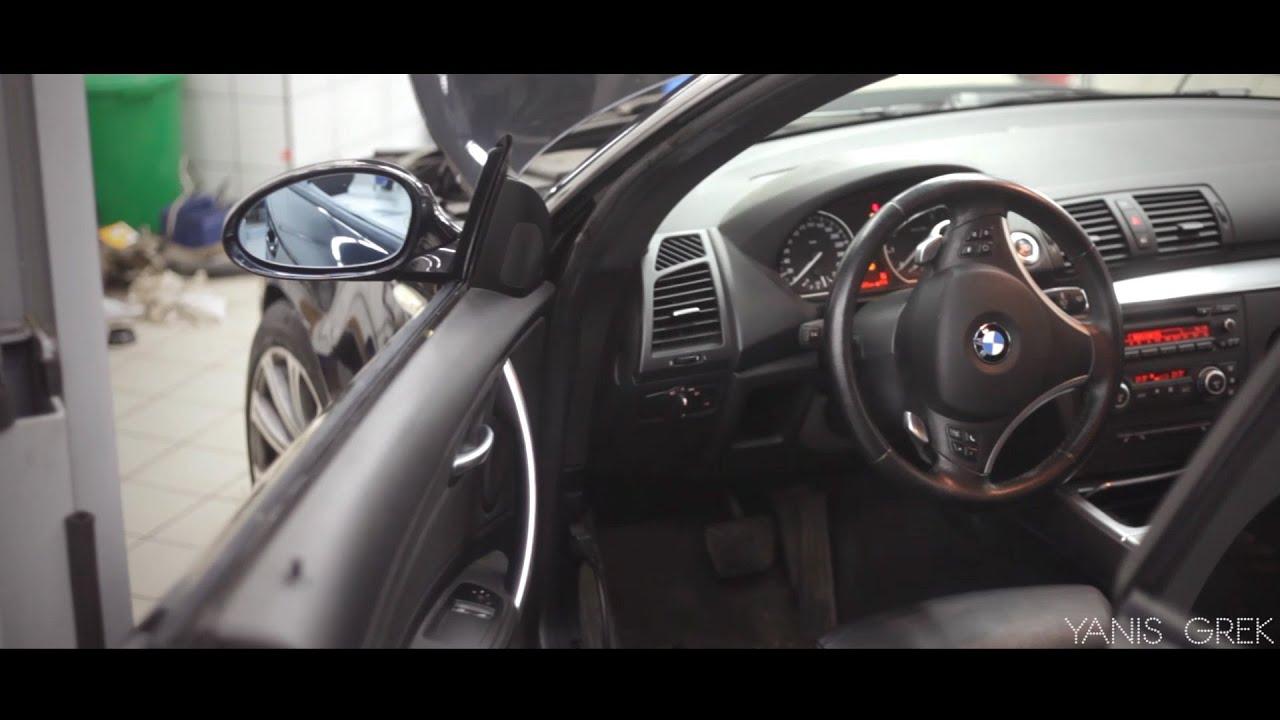 Видеоотчет бесплатной комплексной диагностики BMW в техцентре YANIS GREK