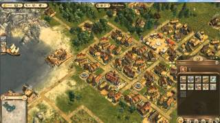 Anno 1404 Beginners Guide Walkthrough Gameplay Example Part 2