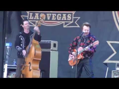 Brian Setzer @ Viva Las Vegas 19
