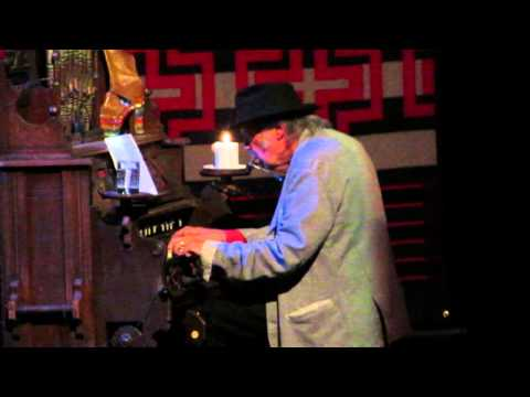 Neil Young - Mr. Soul - Chicago Theater, Chi IL. Apr 22, 2014