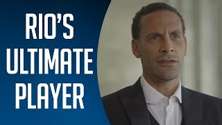 Rio Ferdinand | The Ultimate Champions League Footballer