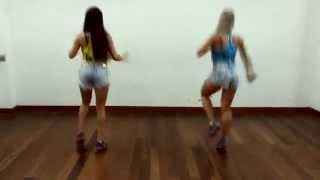 Coreografia Na Ponta ela Fica - Coreógrafa Carla Viviane