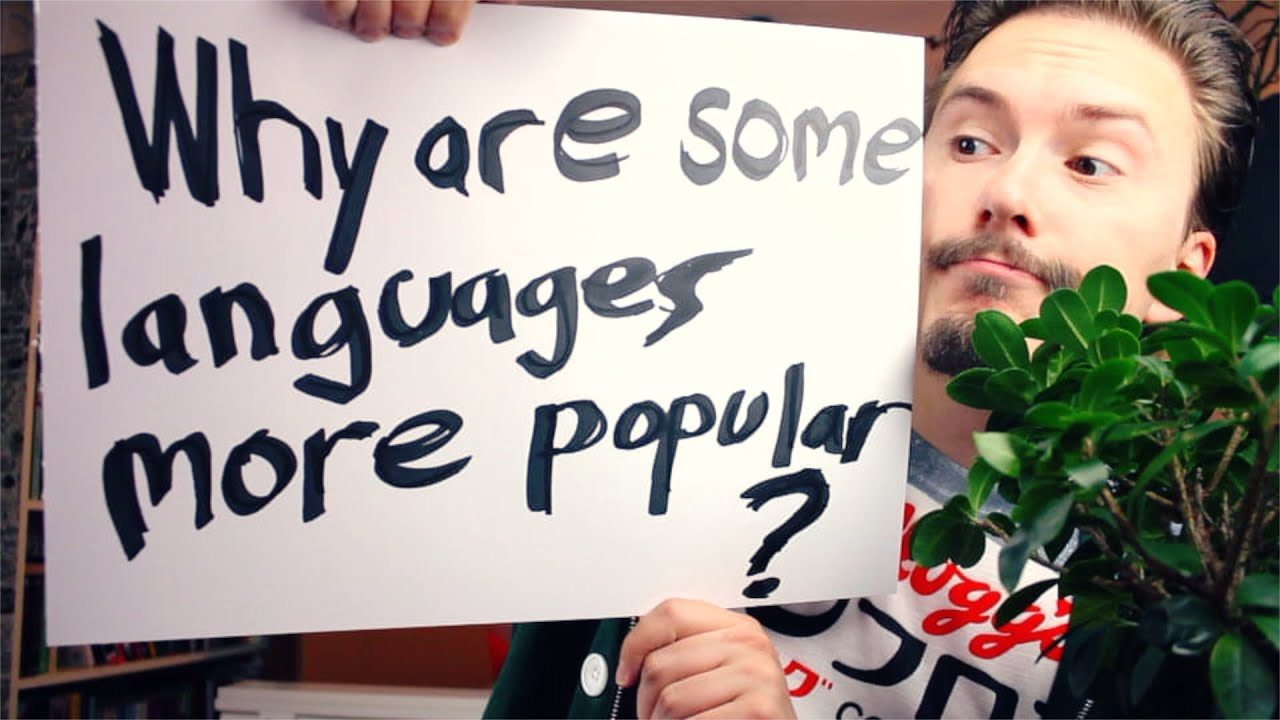 Why are some programming languages popular? - MPJ's Musings  - FunFunFunction #41