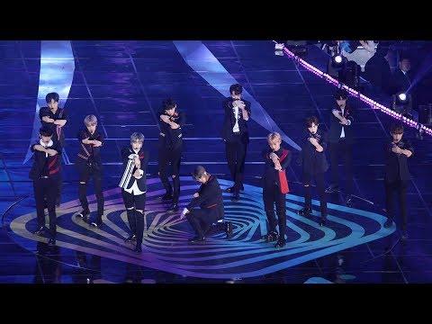워너원(Wanna One) - Beautiful (뷰티풀) 4K 직캠 by 비몽