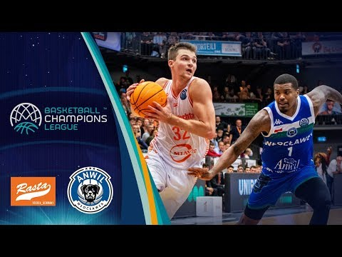 RASTA Vechta v Anwil Wloclawek - Highlights - Basketball Champions League 2019-20