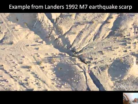 10.8--1992 Landers Earthquake  (LIPI Indonesia lectures 2013)