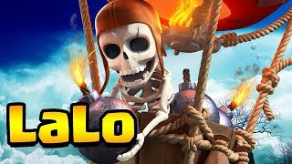 3 STAR ANY TH9 TH10 TH11 Th12 with LALO in War!  CWL Clash of Clans