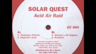 Solar Quest Acid Air Raid George S All Nighter