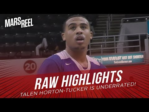 Talen Horton-Tucker Is UNDERRATED! Simeon vs Bolingbrook   RAW HIGHLIGHTS