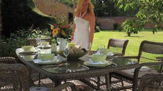 Introduction Range Hartman Garden Furniture
