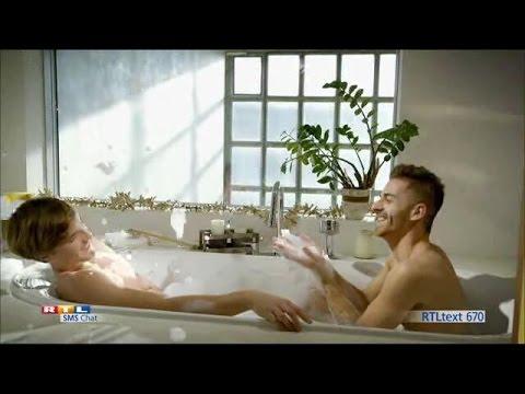 RTL SMSchat II (2014) -- Schwul | Gay Themed TV Advertising