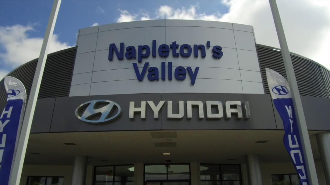 Derrick at Napleton Valley Hyundai - YouTube