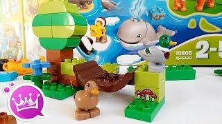Обзор Лего Дупло Вокруг Света 10805 | Review Lego Duplo Around the World 10805