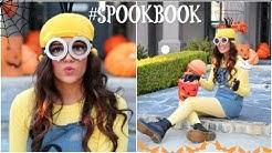 DIY Despicable Me Minion Costume + Makeup!