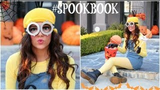 DIY Despicable Me Minion Costume + Makeup! Thumbnail