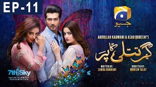 Ghar Titli Ka Par Episode 11 | Har Pal Geo
